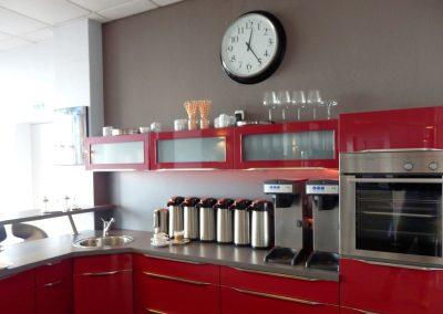 Offene Pantry Design-Küche