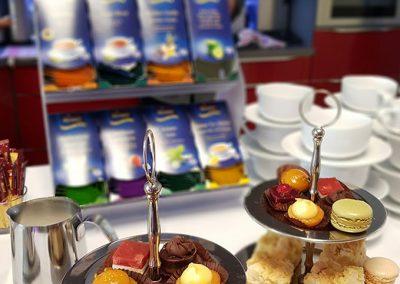 Catering Kaffee und Kuchen