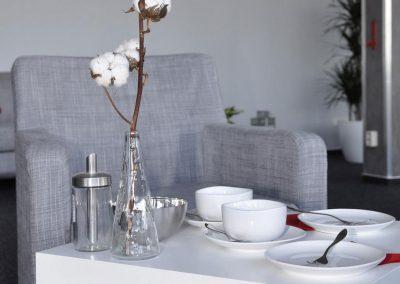Frühstück Open Lounge